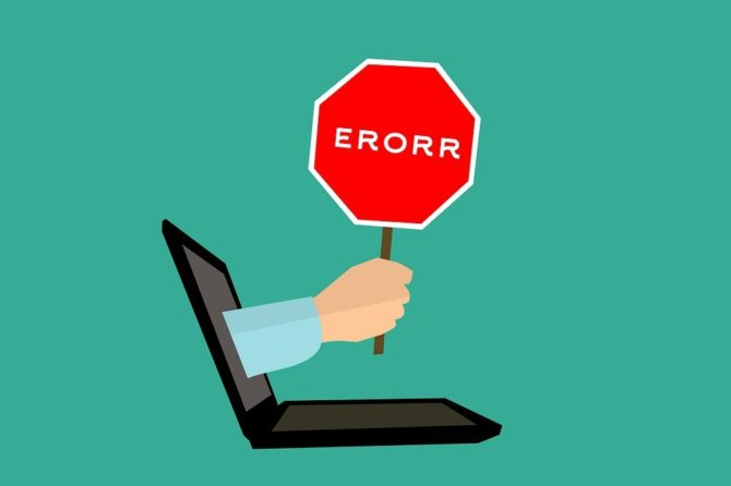 7 basic tips to avoid critical errors in the design of your website