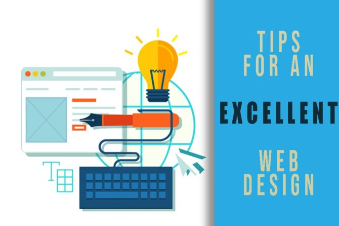 Tips for an excellent Web Design