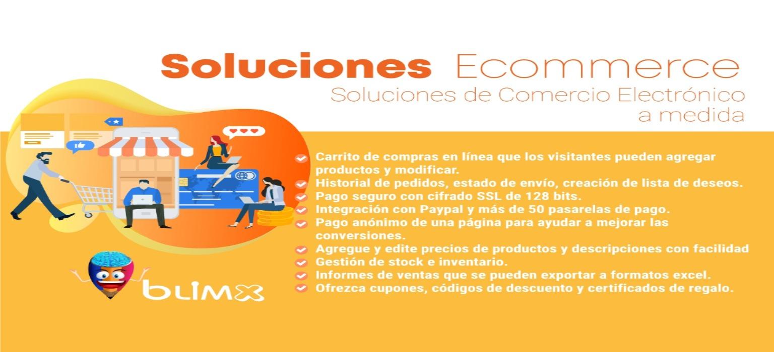 Soluciones Ecommerce