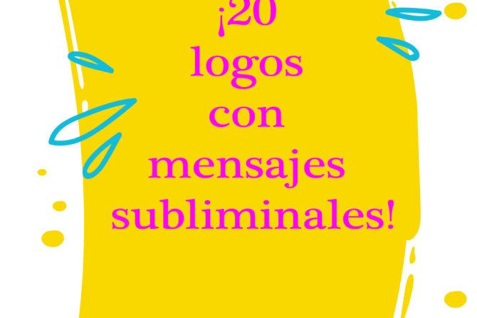 ¡20 Logos con mensajes subliminales!