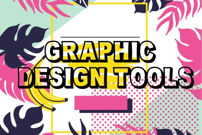 Graphic Design Tools