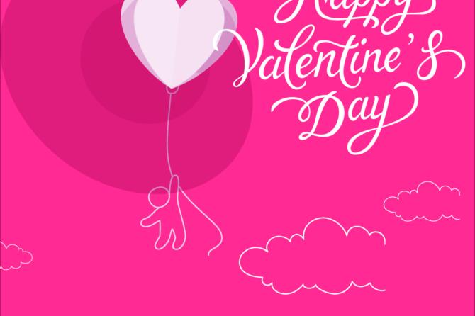 Feliz Día De San Valentín
