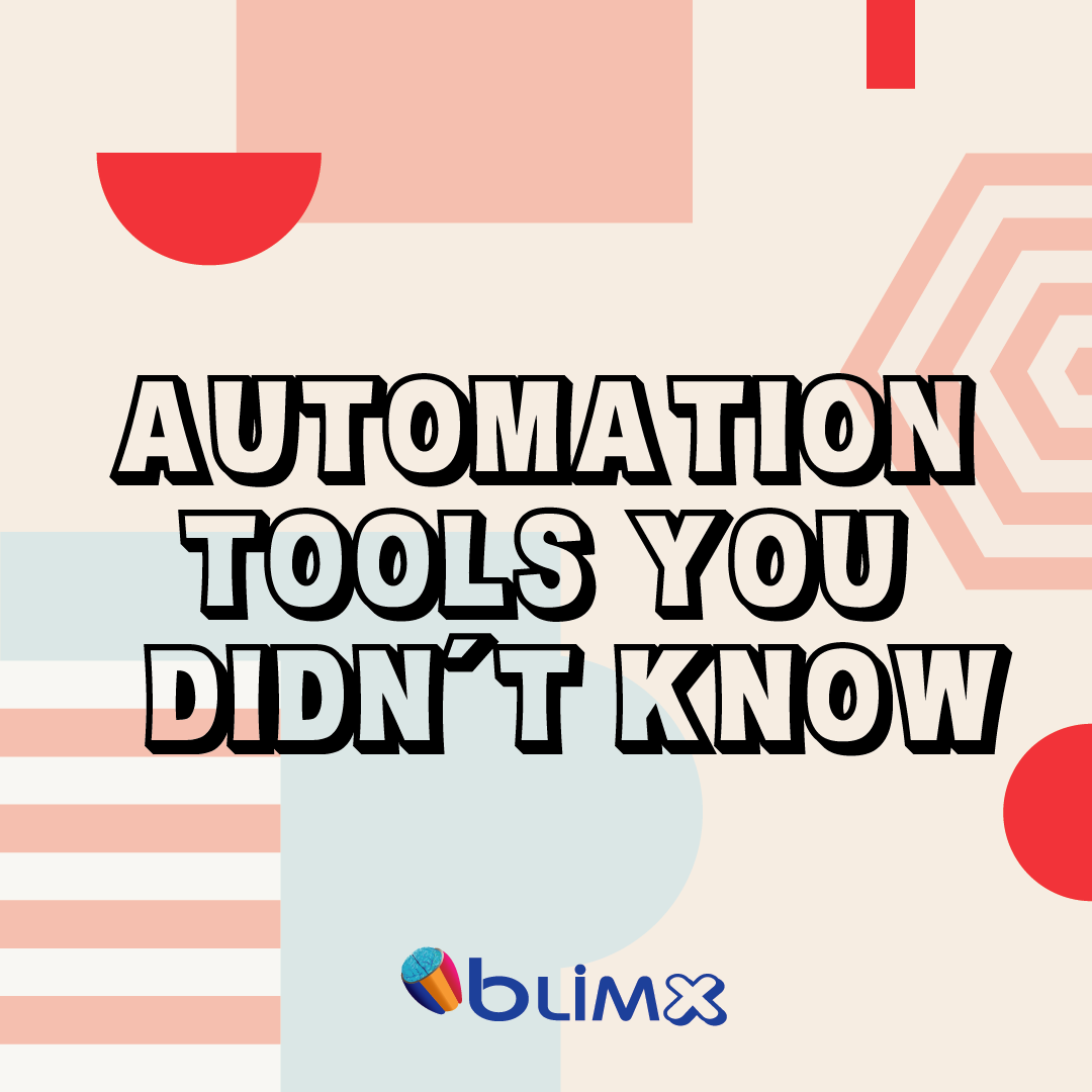 3 automation tools you didn't know