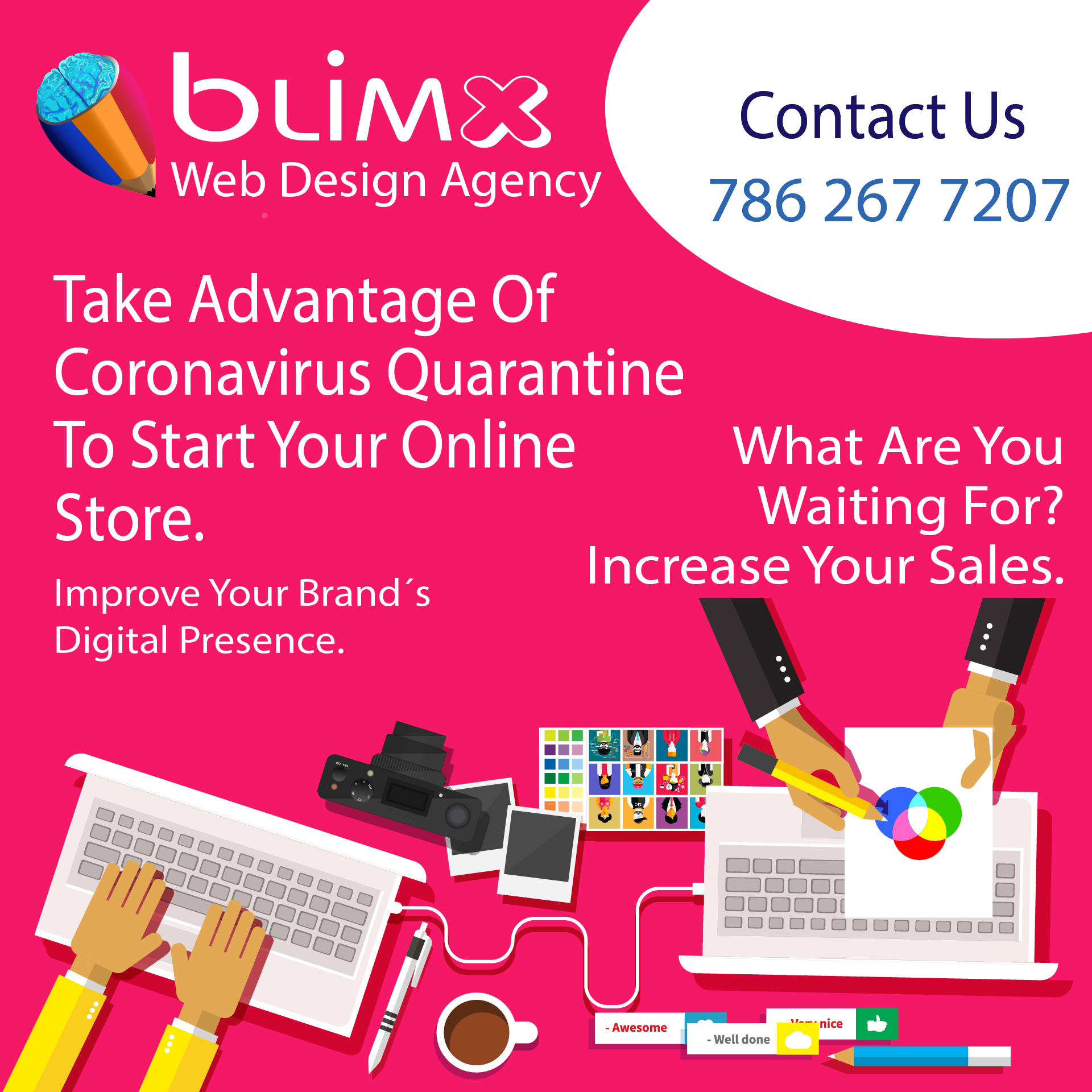 Do you want to have your online store to continue working during this coronavirus quarantine?